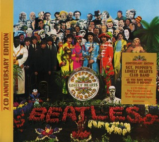 The Beatles - Sgt Pepper's Lonely Hearts Club Band - Anniversary Edition ( 2 CDs )