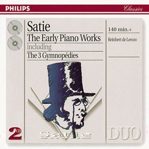 Satie - The Early Piano Works - Reinbert de Leeuw ( 2 CDs )