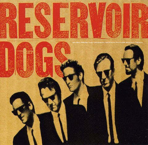 Reservoir Dogs - Sound track - CD