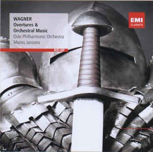 Overtures & Orchestral Music - Wagner - Dir. Mariss Jansons - CD