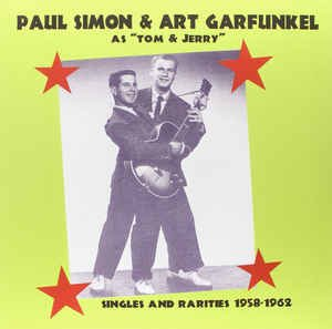 Paul Simon & Art Garfunkel as