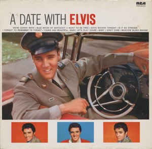A date with Elvis - Elvis Presley - Vinilo