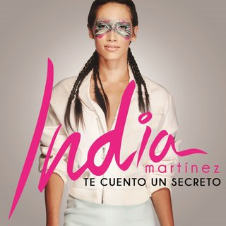 India Martínez - Te cuento un secreto - CD