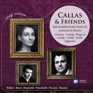 Callas & Friends - Die Schoensten Duette - CD