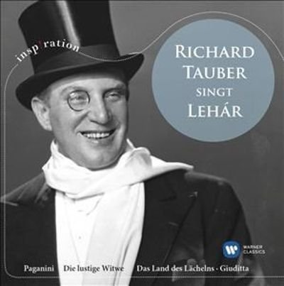 Richard Tauber singt Lehár - CD