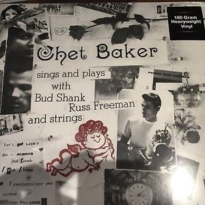 Chet Baker sings and plays with Bud Shank, Russ Freeman and strings - Vinilo 180 Gramms