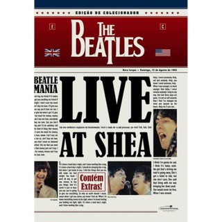 The Beatles - Live at Shea - DVD