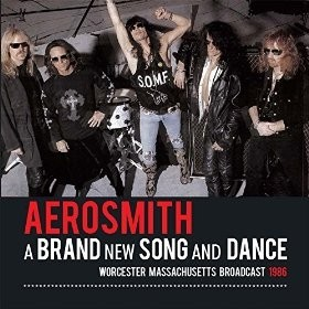 Aerosmith - A Brand New Song And Dance - CD