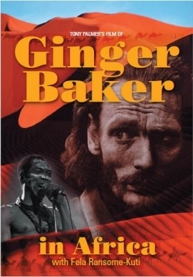 Ginger Baker in Africa (Documental) - DVD