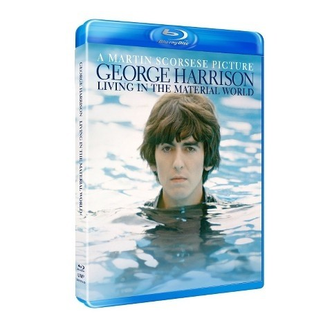 George Harrison - Living In The Material World - ( Blu-Ray )