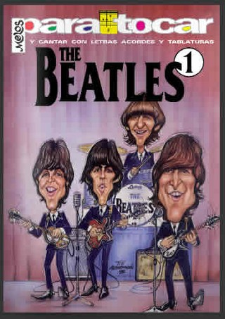 The Beatles para tocar y cantar