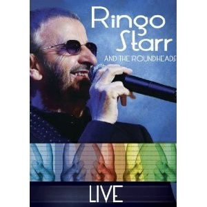 Ringo Starr And The Roundheads: Live . - DVD