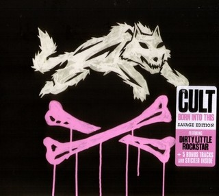 The Cult - Born into this - CD