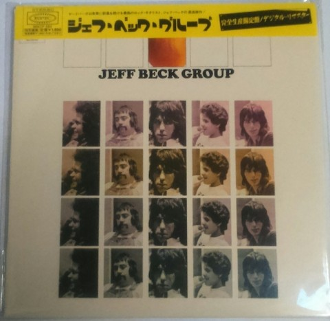 Jeff Beck - Jeff Beck Group - CD