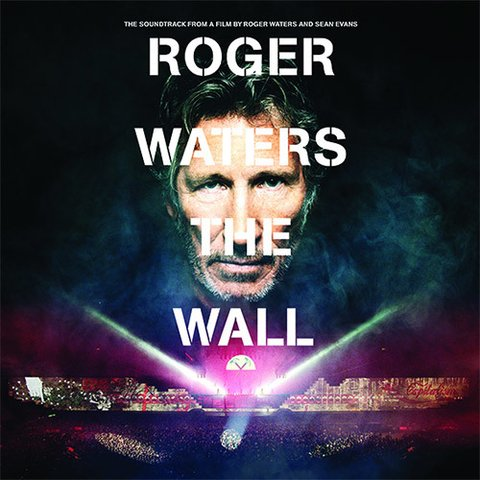Roger Waters - The Wall - The Soundtrack From a Film ( 3 Vinilos )