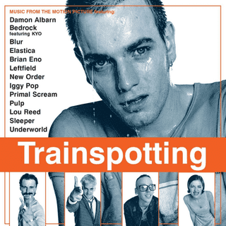 Trainspotting - Music From The Motion Picture - CD