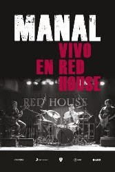 Manal - En vivo en Red House ( CD + DVD )