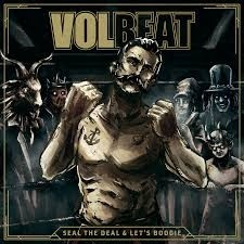 Volbeat - Seal the deal & Let´s Boogie - CD