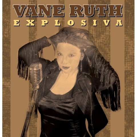Vane Ruth - Explosiva - CD