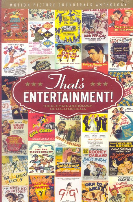That´s Entertainment! The Ultimate Antologhy of M-G-M Musicals ( 6 CDs )