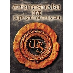 Whitesnake - Live in The Still of The Night - DVD