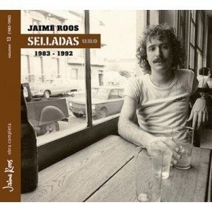 Jaime Roos - Selladas Uno  1983 - 1992 - CD