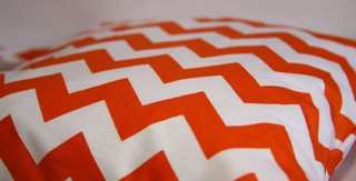 Chevron Orange en internet