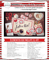 desayuno kit imprimible , bodas , xv , candy bar , printable kit , kit imprimible