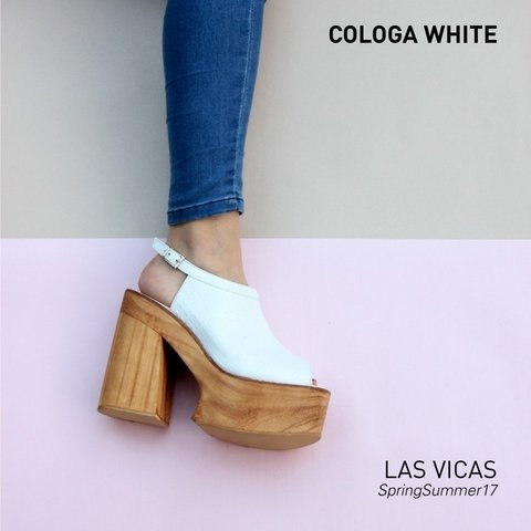 COLOGA WHITE