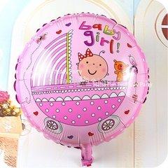 Kit 10 Balões Metalizados 20 cm