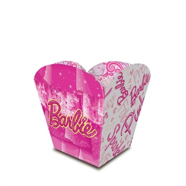 Mini cachepot Barbie Core Regina (8 unids)