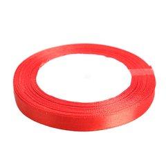 Fita de cetim vermelha c/ 25 cm