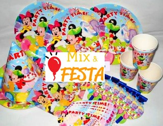 comprar kit festa minnie