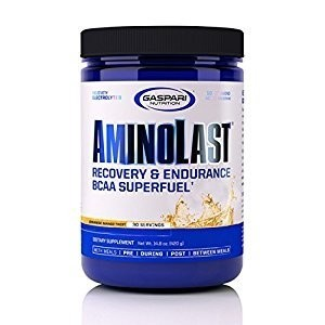 Aminolast (420g) - Gaspari Nutrition Orange Mango Twist