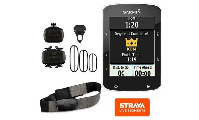 Garmin Edge 520 Bundle (Kit Completo) na internet