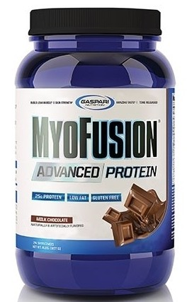 MyoFusion Advanced Protein (907g) - Gaspari Nutrition Chocolate