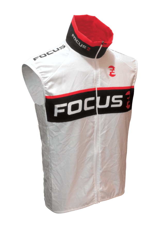 Corta Vento Focus Team White