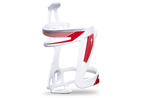 ZEE CAGE II ALUMÍNIO - WHITE/RED - SPECIALIZED - comprar online