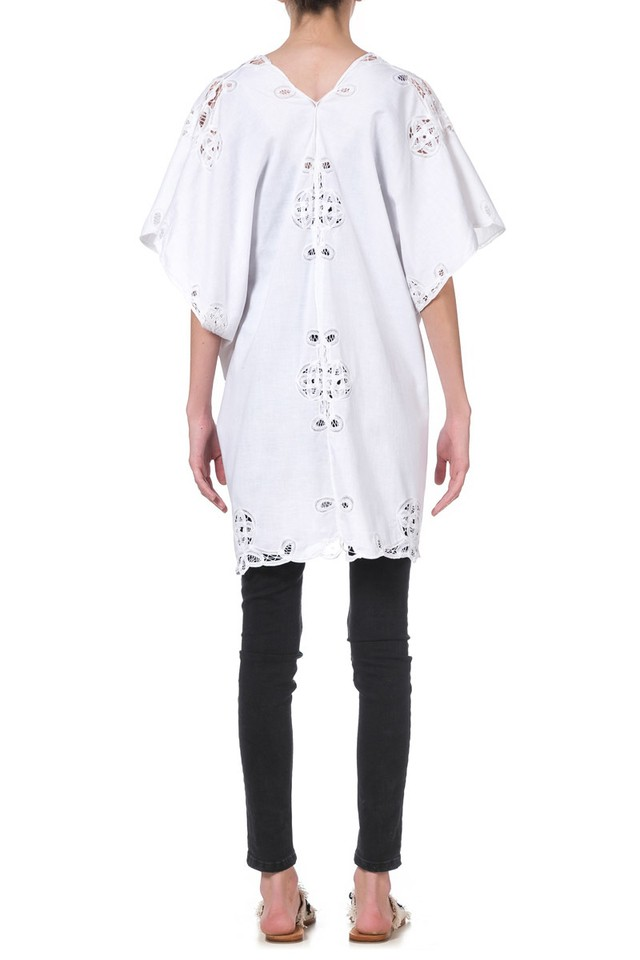 PONCHO ONE OF A KIND Nº7 - comprar online
