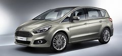 Barras Portaequipaje Thule SquareBar Ford S Max 2006-2015 Techo Plano - Thuway - Thuway Equipment, Bike & Adventure