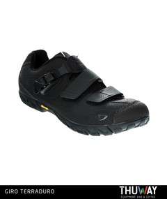 Zapatillas Ciclismo Giro Terraduro Mtb Negro - Thuway - Thuway Equipment, Bike & Adventure