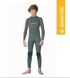 Traje Neoprene Thermoskin Mission 3,2 mm Niño - Thuway