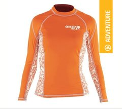 Remera Lycra Thermoskin Manga Larga Joy Dama - Thuway