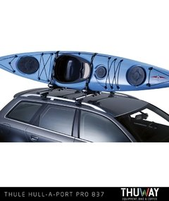 Porta Kayak Thule Hull-a-Port Pro 837 - Thuway - Thuway Equipment, Bike & Adventure