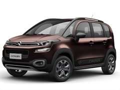 Barras Portaequipaje Thule SquareBar Citroen C3 Aircross 2009-2018 Barras Longitudinales - Thuway - Thuway Equipment, Bike & Adventure