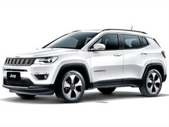 Barras Portaequipaje Thule SquareBar Jeep Compass 2017-2019 Riel de Techo - Thuway - Thuway Equipment, Bike & Adventure