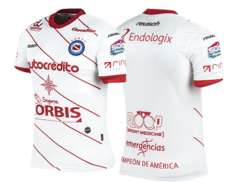 Camiseta Alternativa Argentinos Juniors