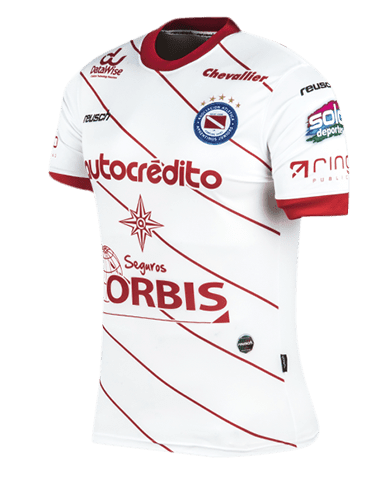 Camiseta Alternativa Argentinos Juniors - comprar online