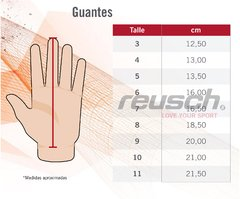 Guante Fit Control Basic New