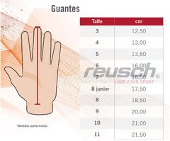Guante Fit Control FreeGel S1